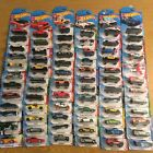 New Hot Wheels 2021 Basic Cars On Long Card Buy 2 Get 2 Free Or Buy 3 Get 3 Free