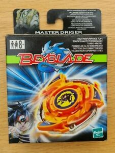 Vintage Master Driger 1st Generation Beyblade Boxed & Complete With Instructions