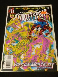 The Amazing Scarlet Spider Virtual Morality 2 Of 4