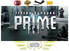 Frozen Synapse first PC Digital Steam Key-Region Free