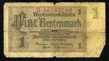 ALLEMAGNE  1 rentenmark 1937   ( 36750089 )