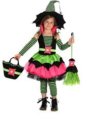 Princess Paradise Spiderina Girl Size 10 Chasing Fireflies 3pc Halloween Costume