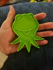 Vintage Kermit The Frog Cookie Cutter Jim Henson Productions, Inc.