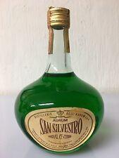 San Silvestro Aurum Cordial Centerbe Pescara 75cl 40% Vol Vintage