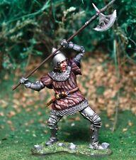 Collectors Showcase Agincourt Knights Cs00798 English Man At Arms W/ Halberd Mib