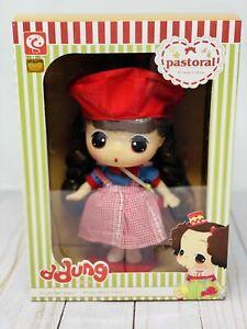 Ddung Korean Fashion 7 Inch Doll, Strawberry Princess Doll New W/ Fast Shipping!
