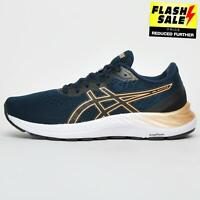 Asics Gel-Excite 8 Women's Running Shoes Fitness Gym Trainers Blue New 2021