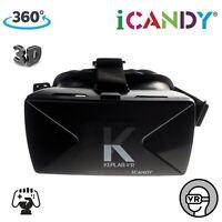 Smartphone Virtual Reality Vr Glasses Helmet Universal Phone Headset Icandy Box