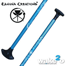 KAHUNA CREATIONS ADJUSTABLE BIG STICK HYDRO LAND PADDLE Was £99 SUP  PADDLEBOARD