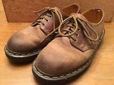Dr Doc Martens Mens SZ 6.5 WMs 8 (UK 6) Oxford 4-eye Lace Up MD N England