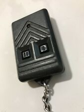 CRIME Guard security key fob keyless remote entry ELV789F transmitter phob alarm