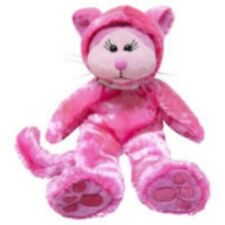 "SKANSEN BEANIE KID ""POSH"" THE PUSSYCAT BEAR  P/EXC MINT WITH MINT TAG"