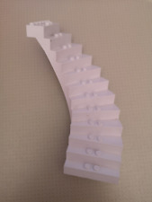 Lego - Lilac Stairs - Curved Open -  13 x 13 x 12 Studs (6169)