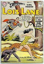 Superman's Girlfriend Lois Lane #11 1959 Very Good (4.0)