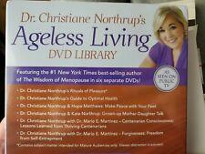 Ageless Living - Dr. Christiane Northrup (6 DVD set, 2015) BRAND NEW SEALED (ae)