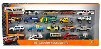 Matchbox On A Mission 20-Pack DieCast Car Set Hot Item Great Christmas Gift Toy