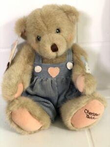 "Dakin CHERISHED TEDDIES Child Of Hope Plush Teddy Bear Jointed 12"" EUC 1994"