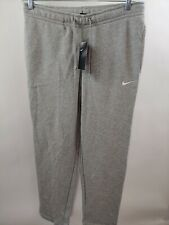 Nike Sportswear Mens Heather Gray Training Fleece Club Sweat Pant NWT