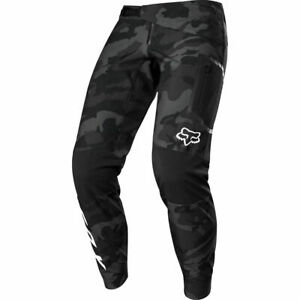 Fox Racing 2020 Defend Fire Pant Black Camo