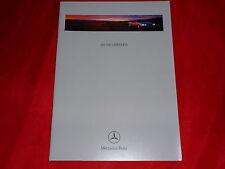 MERCEDES A208 CLK Cabriolets CLK 200 CLK 230 Kompressor CLK 320 Prospekt 1999