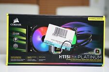 Corsair Hydro Series H115i RGB Platinum 280mm Liqid CPU Cooler for AMD and Intel