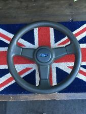 Ford Escort RS Turbo Mk3 Steering Wheel