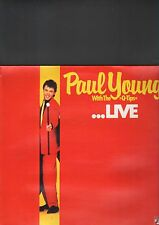 PAUL YOUNG with the Q-TIPS - liveLP