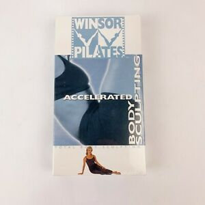 Winsor Pilates Accelerated Body Sculpting VHS New 2002