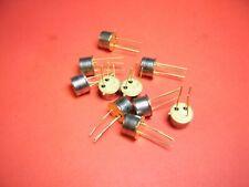 Location=CU17 TO5 2 Pcs FRD BFX30 Ge pnp Transistor 65v 600mA 600mW TO39