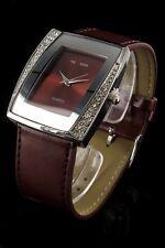 Wristwatch °° DAMENUHR mit Strassbesatz JB090315 b