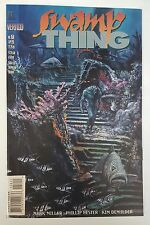 Swamp Thing #158 Rare Later Issue Mark Millar Dc / Vertigo Comics 1995 Vf