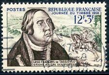 STAMP / TIMBRE FRANCE OBLITERE N° 1054  FRANCOIS DE TASSIS
