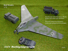 BMW Nurflügeljägerprojekt 1944      1/72 Bird Models Resinbausatz / resin kit