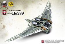Zoukei Mura 1:48 WWII Horten Ho 229 - Plastic Aircraft Kit #SWS4803