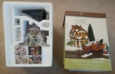 Dept 56 Heritage Village Collection Sawyer Family Tree Farm #56.56671 - New