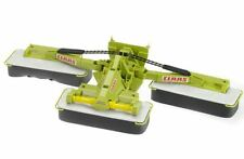 NEW BRUDER CLAAS DISC MOWER DISCO 8550 TRACTOR TRANSPORTING GERMANY TOYS KIDS