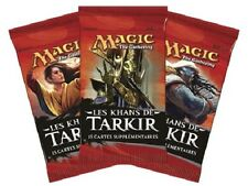 Booster Les Khâns de Tarkir Français VF  - French Khans of Tarkir - Magic Mtg -