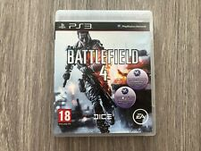 Battlefield 4 Complet Testé Ps3/Playstation 3