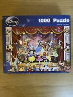 Walt Disney Theatre - 1000 Piece Jigsaw Puzzle - Completed Once