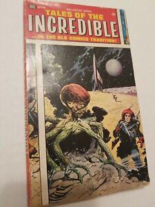 1965 Tales of the Incredible - EC Comics / Ballentine Books/ Sci-Fi Nice PB