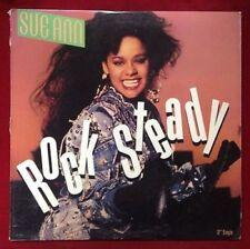 Sue Ann - Rock Steady - Vinyl 33RPM LP Album Record