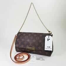 Authentic Louis Vuitton Favorite MM Monogram M40718 Guaranteed Clutch Bag LC248