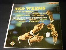 TED WEEMS and his Orchestra with the Exciting Sounds of Bobby Freedman S-146