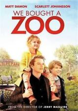 We Bought A Zoo DVD NEW