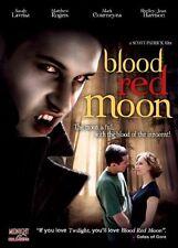 Blood Red Moon VAMPIRES USED VERY GOOD DVD HORROR