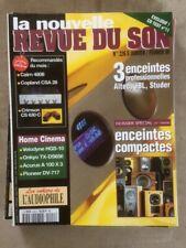 la Revue du son  N° 226 de 1999 - CAIRN , COPLAND , PIONEER , CRIMSON  - CA37