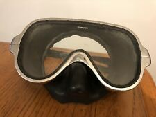 New listing Vtg 70's WHITE STAG Silicone Scuba Diving Snorkeling Mask