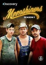 Moonshiners: Season 1 (DVD, 2013, 2-Disc Set) VG