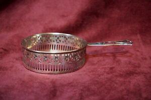WEBSTER Sterling Silver .925 Ramekin Cup Holder Open Framework  6 inches