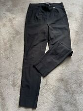 Ladies Robell Modell Marie Fleece Lined Trousers Black Size 12
